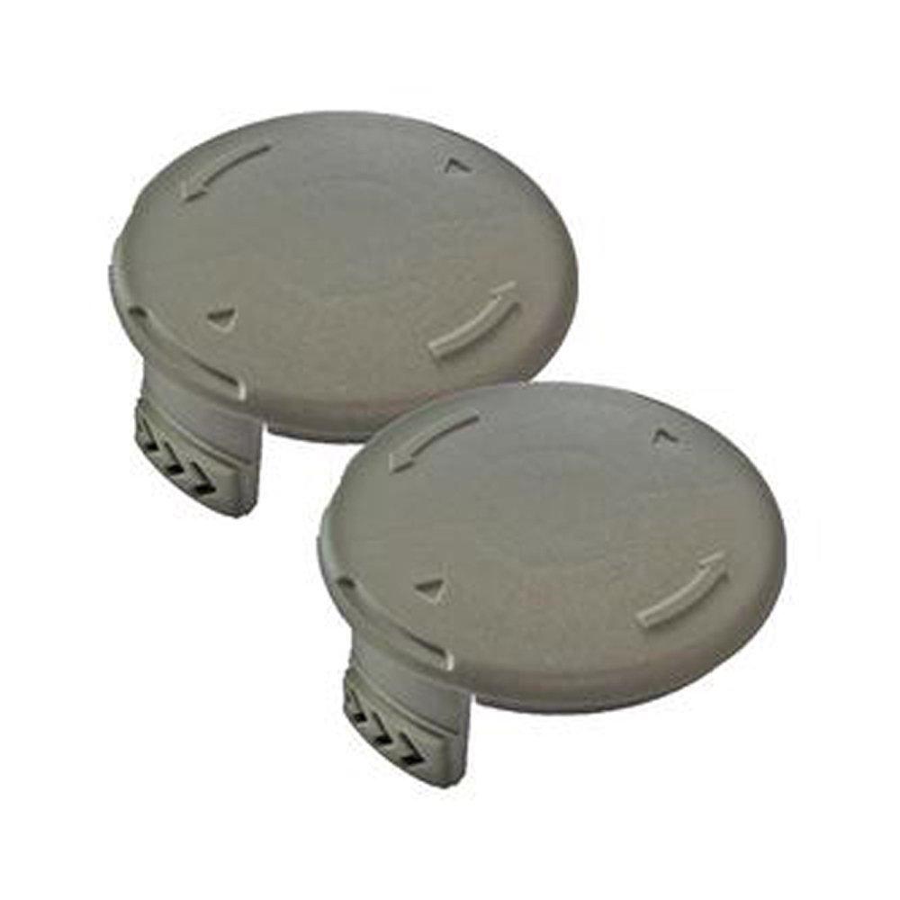 Ryobi P2002 P2000 18V String Trimmer (2 Pack) Replacement Spool Cap # 522994001-2pk by Ryobi