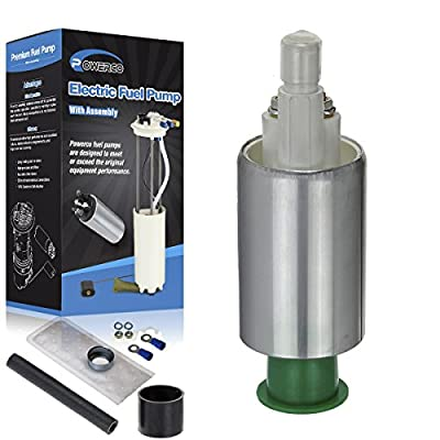 POWERCO E8371 High Performance Electric Fuel Pump Replacement for Honda Accord Prelude L4 Carb 2BBL: Automotive
