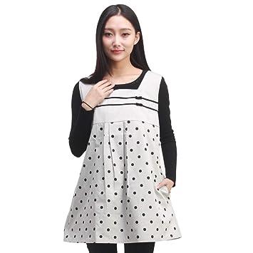 George zhang Traje de radiación Vestido de Maternidad ...