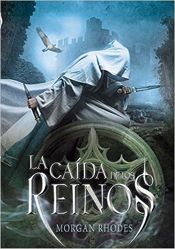 Book's Cover of La caída de los reinos: 1 (Español) Tapa blanda – 14 marzo 2013