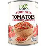 Lovesome Diced Tomatoes, 14.5 Ounce (Pack of 24)