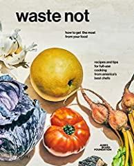 The James Beard Foundation's comprehensive book on full-use cooking—how to use all the food you buy and avoid food waste—featuring innovative recipes and tips from chefs across the country.The average American household throws away more than ...