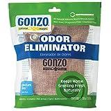 Gonzo Reusable Air Freshener - 1 Bag - Odor Eliminator For Home Basement Car Smoke Smell Gym Bag -...