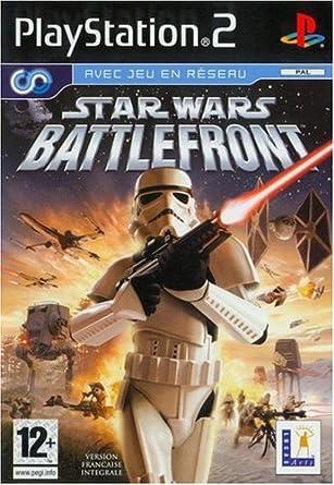 Star Wars Battlefront - Edition platinum [PlayStation2] [Importado ...
