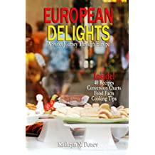 European Delights: A Sweet Journey Through Europe (English Edition)