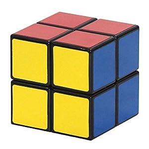 Realshopee 2x2x2 Puzzle Cube, Black