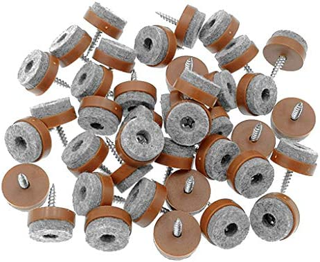 Furniture Screw Slider Protector Wooden product image