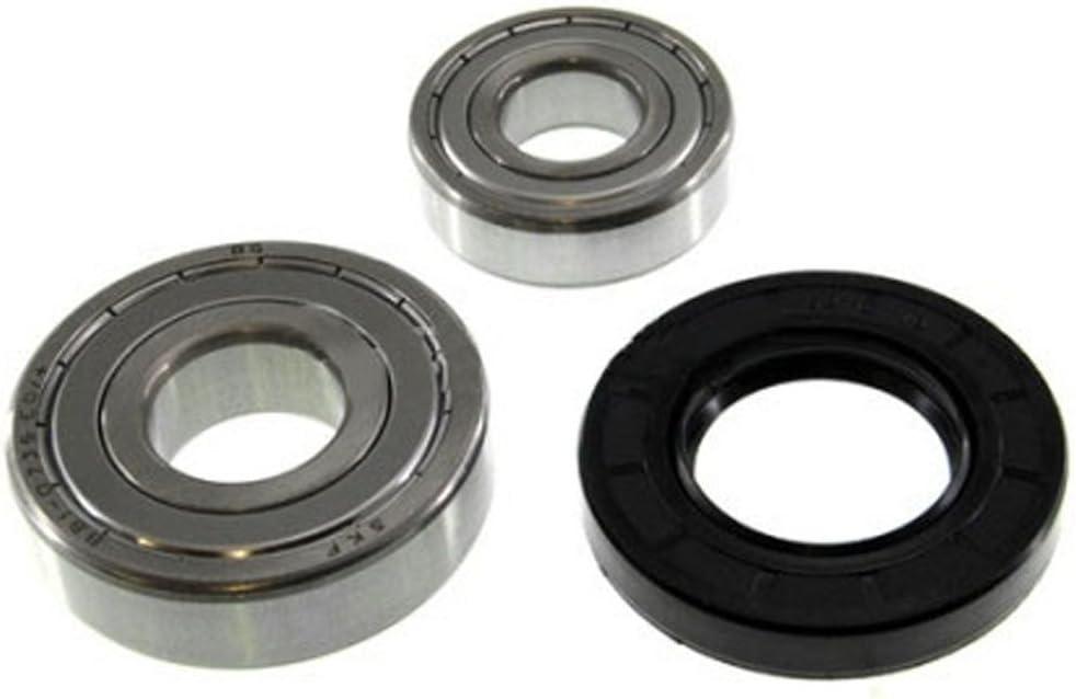 Spares2go cartucho de rodamiento de tambor retén de aceite kit para lavadoras Whirlpool (800–1200rpm)