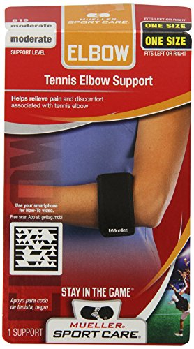 Mueller Tennis Elbow Support Black product image