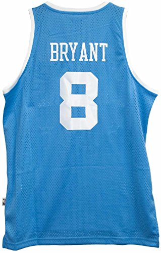 Kobe Bryant Los Angeles Lakers Light Blue Throwback Swingman Jersey (Lakers Kobe Bryant Jersey)