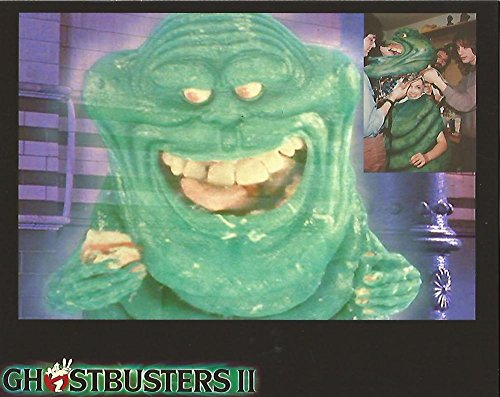 Ghostbuster 2 Montage of Slimer and woman inside