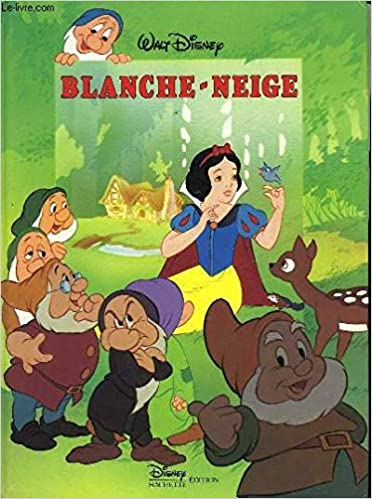 Blanche Neige Disney Cinema 9782230000760 Amazon Com Books