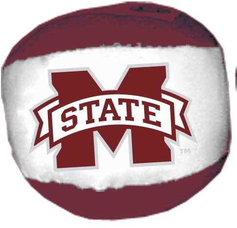 Game Day Outfitters 1937114 Mississippi State - Ball Hackysack 24 DP - Case of 144 by Game Day Outfitters