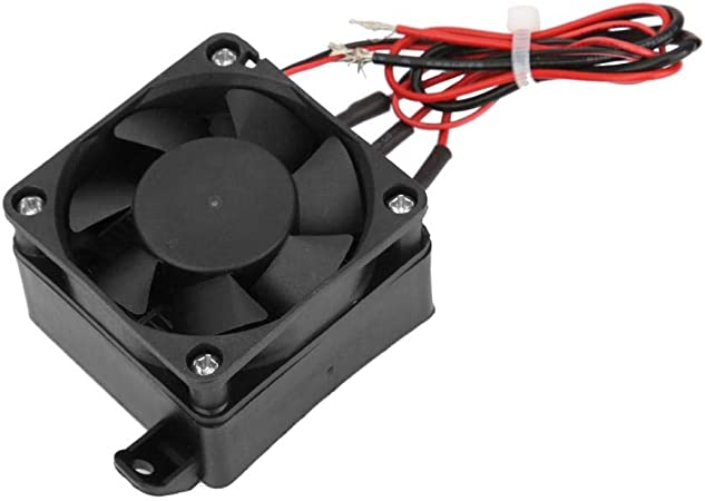 Calentador de ventilador, calentador PTC con ventilador 110V Mini ...
