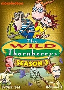 Amazon com: The Wild Thornberrys - Season 3 Volume 3: Movies