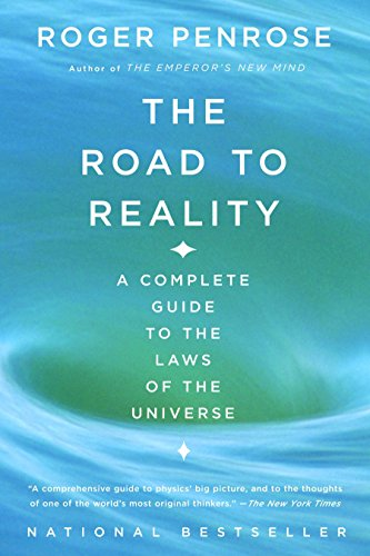 The Road to Reality: A Complete Guide to the Laws of the Universe (Big Bang Theory Start Of The Universe)