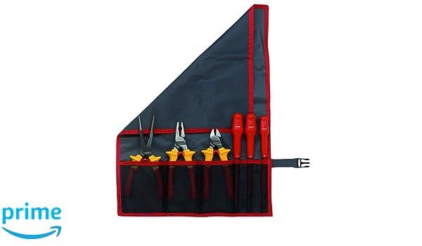 Amazon.com: Stanley Proto Facom FW-184.J5VE 1000VE Pliers/Screwdriver Set, 6-Piece: Home Improvement