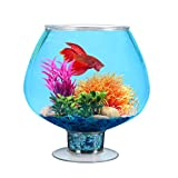 Koller Products 1.7-Gallon Fish Bowl