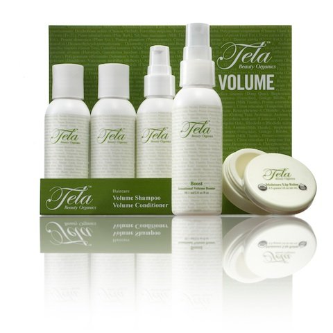 Travel KitIncludes 2oz Volume Shampoo&Conditioner, Dri Shampoo, Boost & Moisture Lip Balm