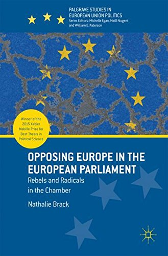 Opposing Europe in the European Parliament: Rebels and Radicals in the Chamber (Palgrave Studies in European Union Politics)