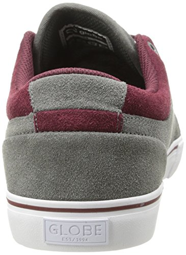 GLOBE Skateboard Shoes GS Charcoal Suede Size 8