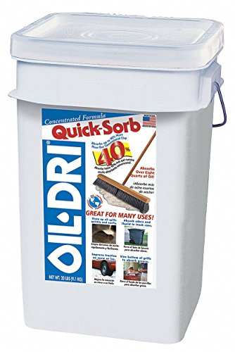 OIL-DRI Maintenance Absorbent, 20 lb., Pail