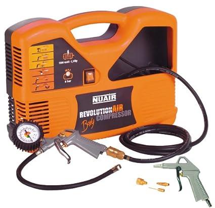 Revolution Air 425015 Compressore Boxy 1 5 Hp