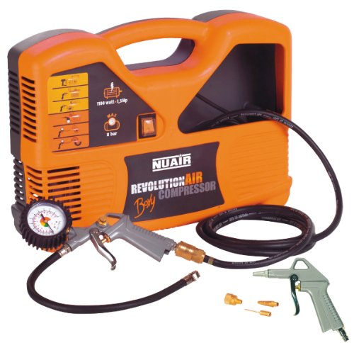 RevolutionAir 425015 Boxy Compresseur 1,5 hp
