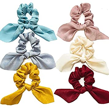 Children/'s hair clips bows bobbles girls school elastics satin ribbon headbands