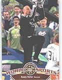 2010 Upper Deck World of Sports Trading Card # 69 Kasey Keller - Soccer Cards - Sounders