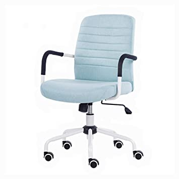 Sillas de recepción Sillas ergonómicas de Tela para Oficina, sillas ...