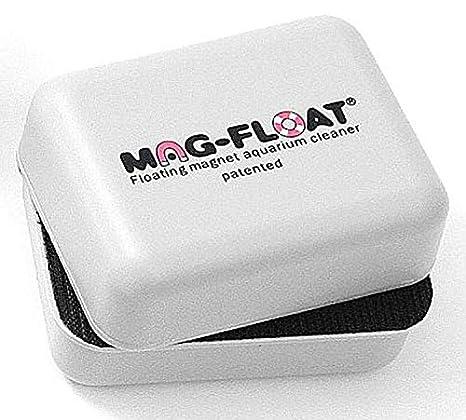 Mag-Float - Imán Flotante para acuarios de Cristal, tamaño Grande: Amazon.es: Productos para mascotas