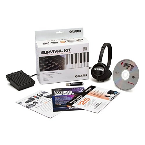 Yamaha SKAW Arranger Workstation Survival Kit for sale  Delivered anywhere in USA