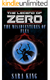 The Legend of ZERO: The Many Misadventures of Flea, Agent of Chaos