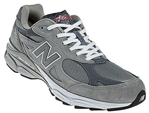 Cheap New Balance Men's M990GL3 Running Shoe,Grey,12 D US