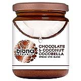 Biona Organic Cocobella Chocolate Coconut Butter - 250g
