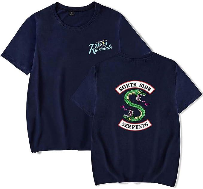 Camiseta logo serpiente