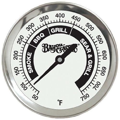 Best Bayou Classic Bayou Classic Grill Thermometer - Bayou Classic Grill