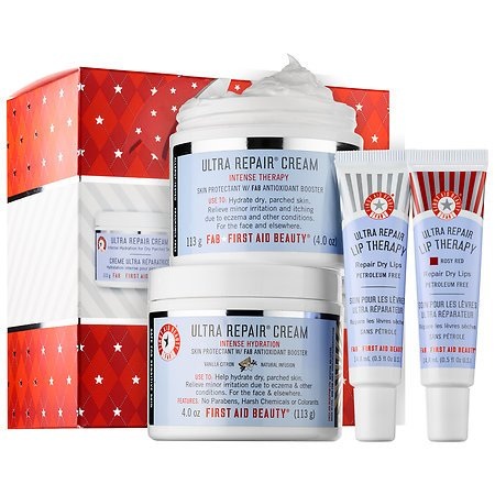 First Aid Beauty Winter Skin Savers - Fall/Winter 2016