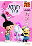 Despicable Me 3 Activity Book