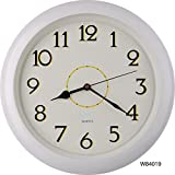 Cheap 14-inch Fasion Simplicity Quality Wall Clock, Home Decor (W84019 White)
