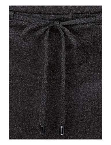 11498 Street One anthracite Para Grau Melange Falda Mujer fHqnzf