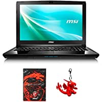 MSI CX62 7QL-058 15.6 Laptop- Intel Core i5-7200U, GeForce 940M, 8GB DDR4, 1TB HDD, Win10 PRO + Gaming Bundle