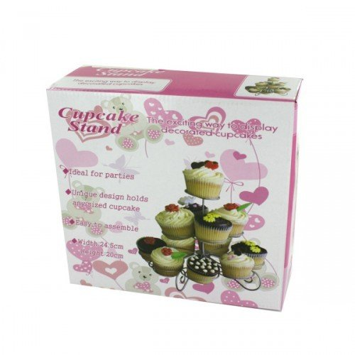 Cupcake Stand, Case of 10