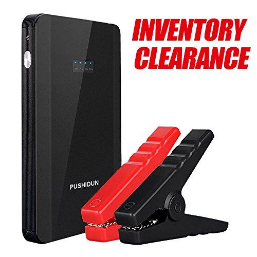 Portable Battery Jump Start - 4