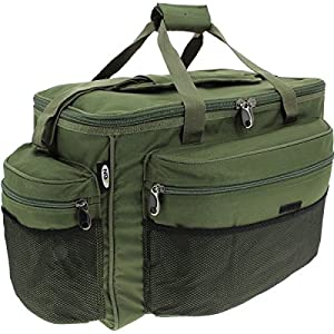 DNA Leisure NGT Choose from Menu Carp Coarse Fishing Green Insulated Carryall Bait Tackle Camping Overnight Bag Brewbag…