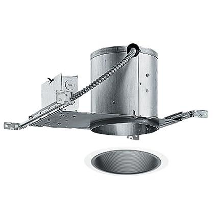 6-inch Recessed Lighting Kit with Black Trim  sc 1 st  Amazon.com & 6-inch Recessed Lighting Kit with Black Trim - Complete Recessed ...