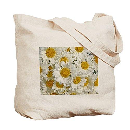 CafePress–Margherita mamma–Borsa di tela naturale, panno borsa per la spesa