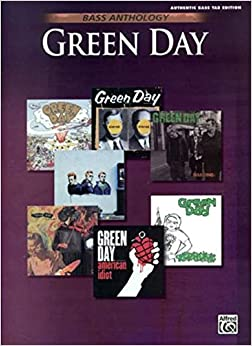 Amazon bass anthology green day authentic bass tab edition bass anthology green day authentic bass tab edition bass anthology series 1997 free shipping fandeluxe Images