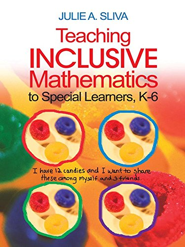 Download Teaching Inclusive Mathematics to Special Learners, K-6 Pdf
